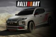 Mitsubishi вернёт в строй бренд Ralliart