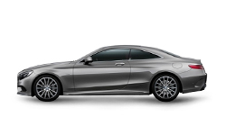 S-class coupe (2014)