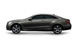 E-сlass coupe (2009)
