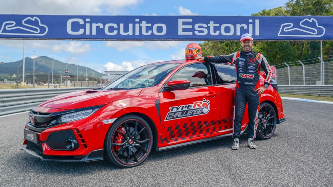 Honda Civic Type R побил рекорд трассы Эшторил