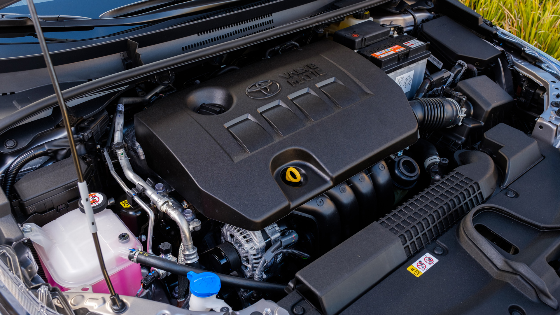 Тест-драйв Toyota Corolla: Двенадцатый игрок