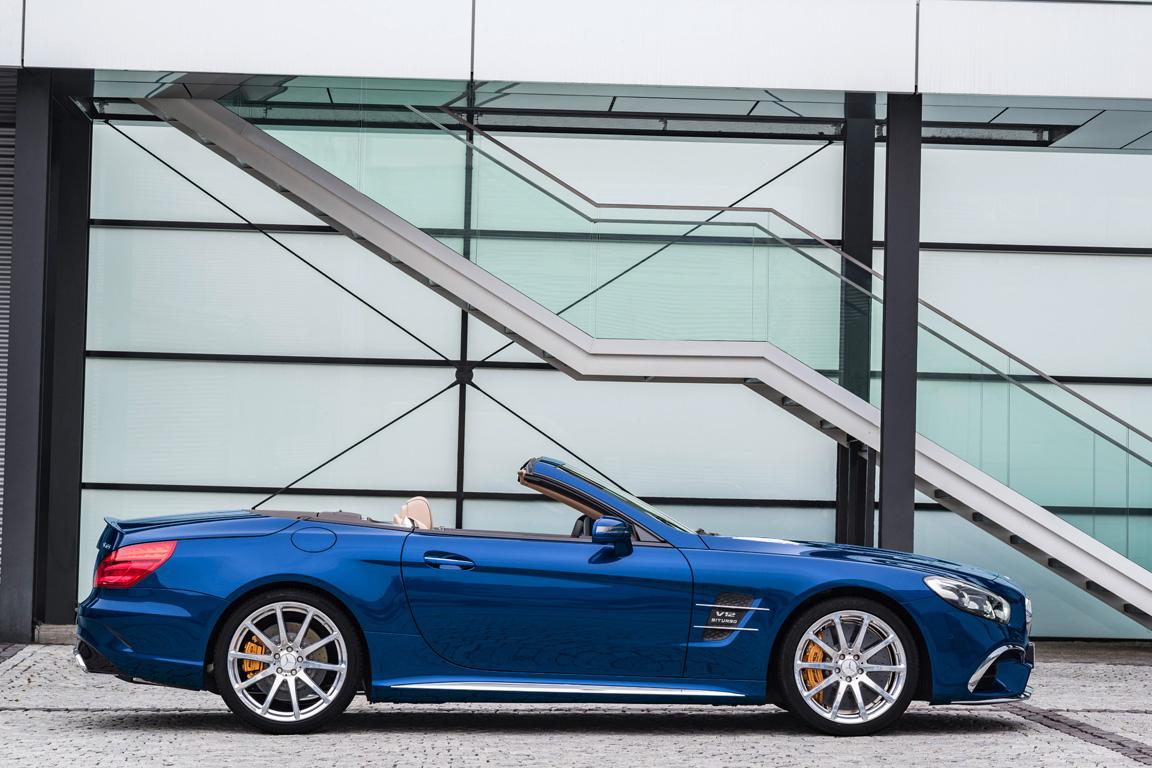 Mercedes-Benz SL-class 2015