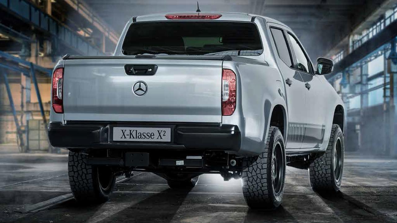 Mercedes-Benz X-Class X²