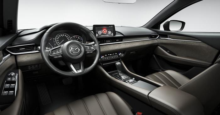 Универсал Mazda 6