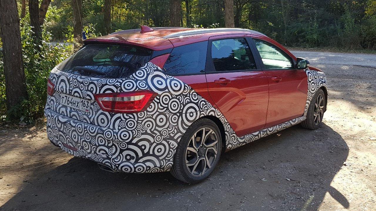 Универсал Lada Vesta Sport