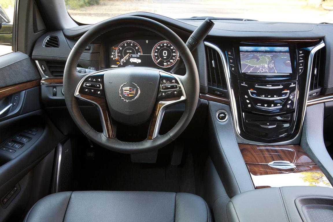 Cadillac Escalade ESV Салон
