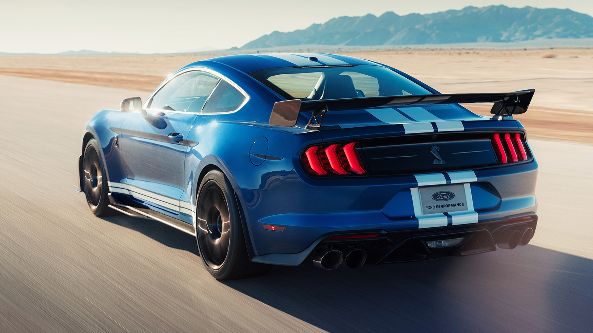 Ford Mustang GT500 2019