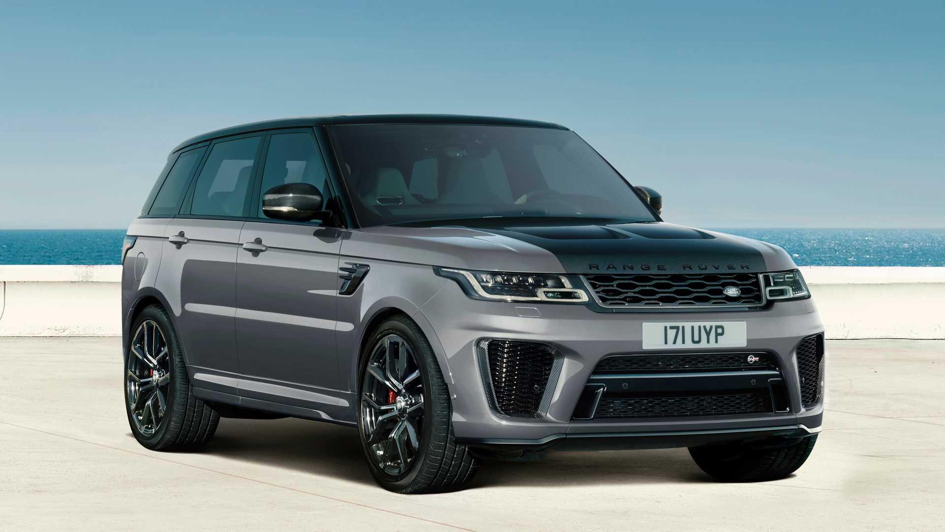 Range Rover Sport SVR Carbon