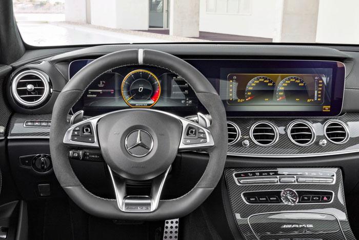 Mercedes-Benz E63 S AMG Estate 2018
