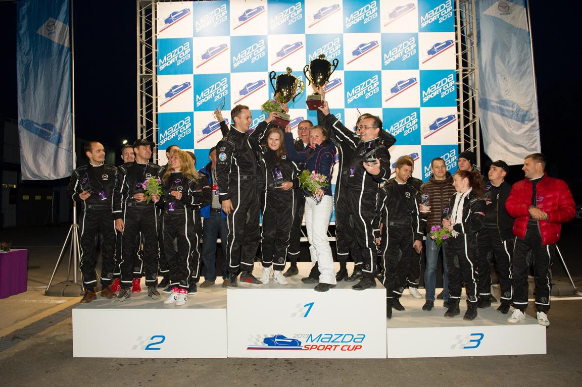Mazda Sport Cup 2013: Смоленский финал