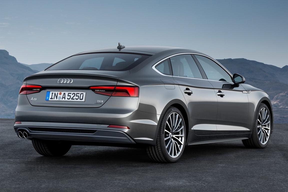 Audi A5 Sportback 2017 Ауди Спортбек