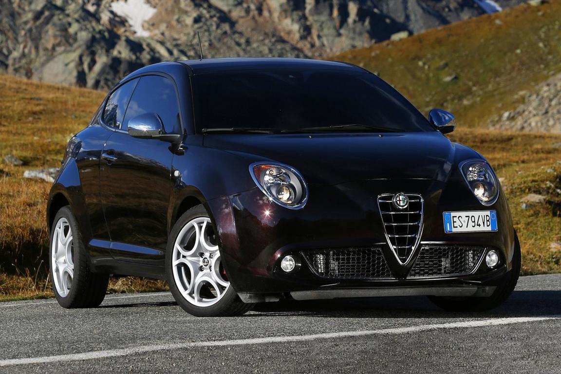 Alfa Romeo MiTo (2014)