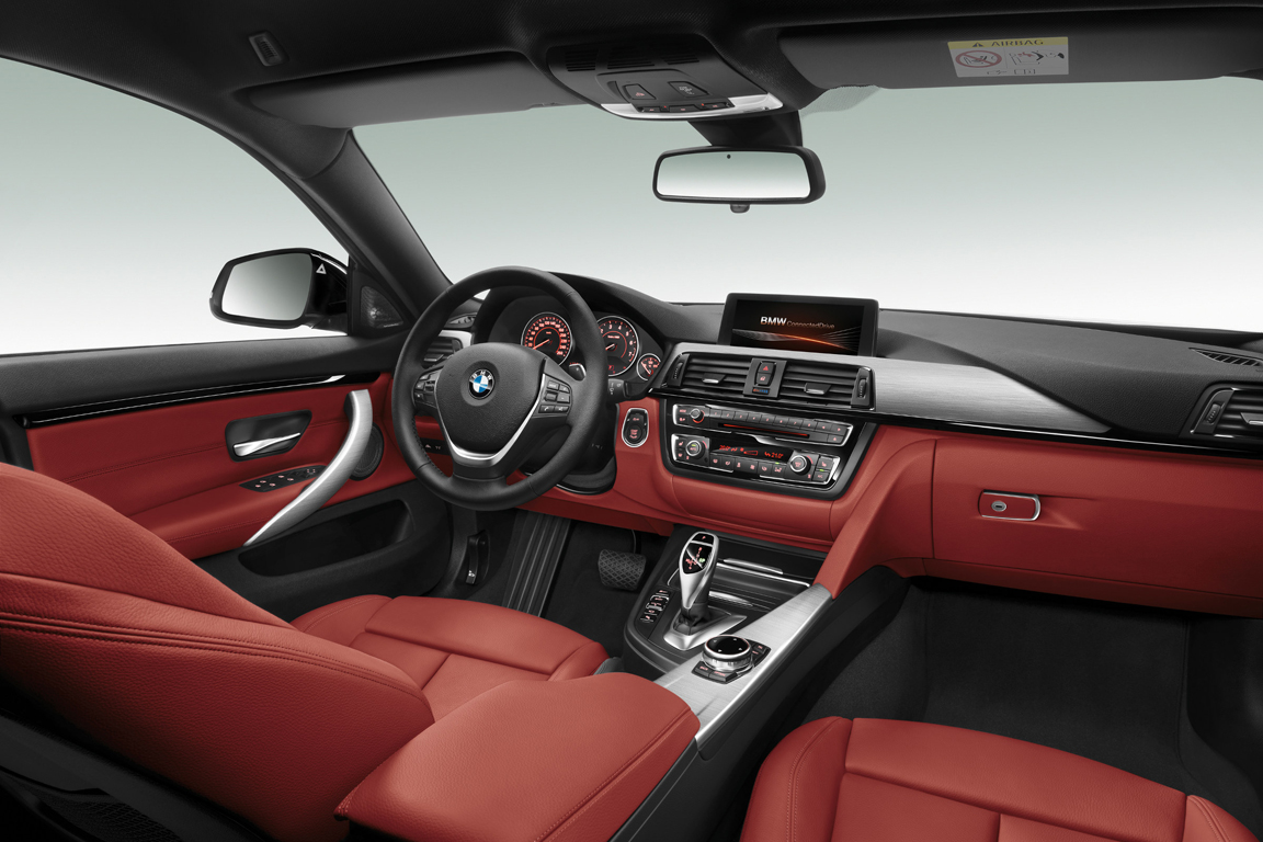BMW  4 series gran coupe 2014