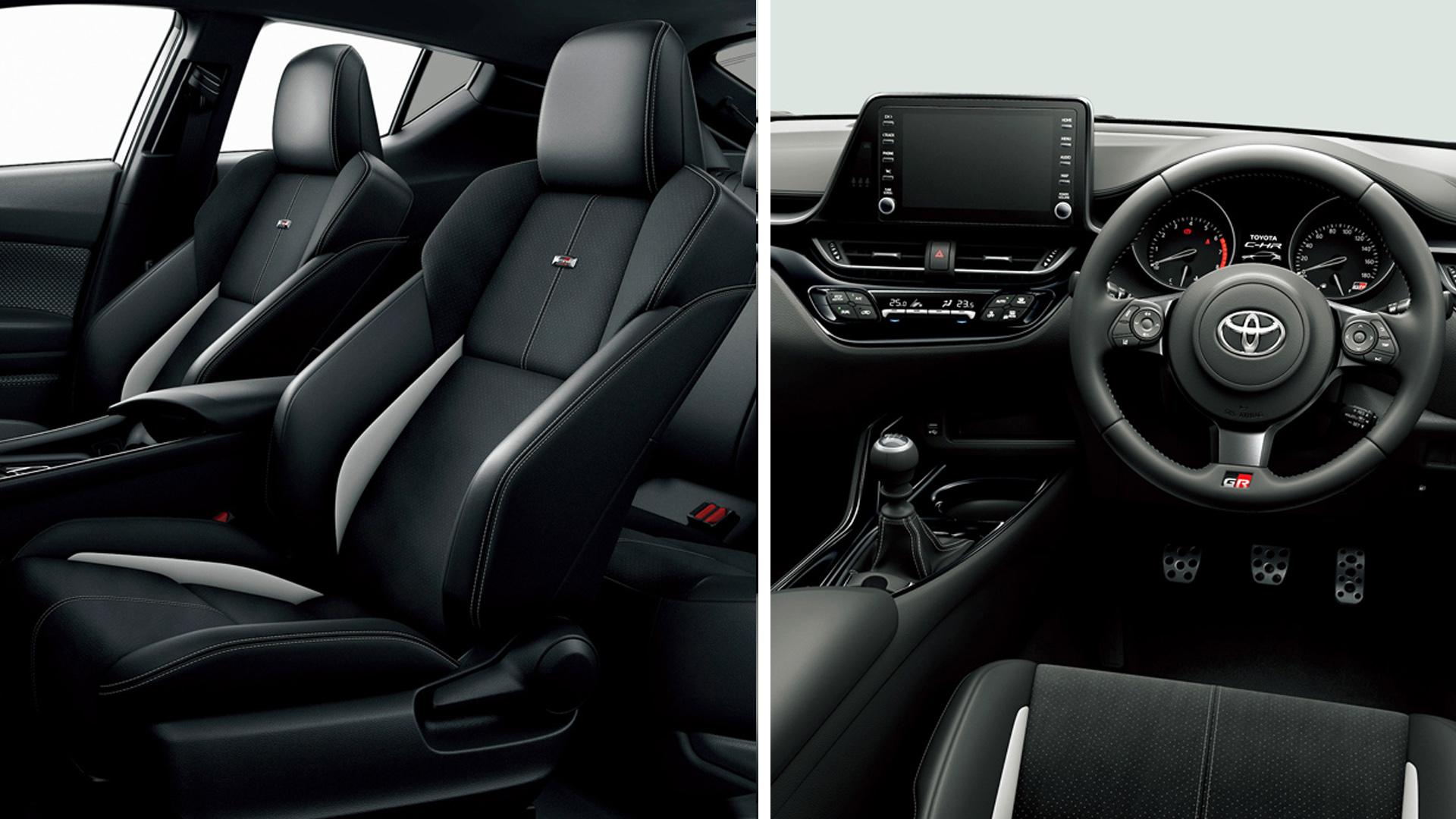 Toyota C-HR GR Sport 2020