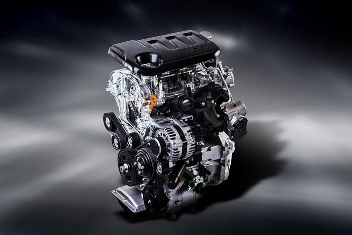 Новый 1,0- литровый мотор Kia