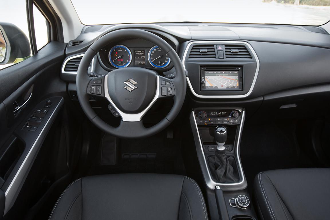 Suzuki SX4: Лебединая песня