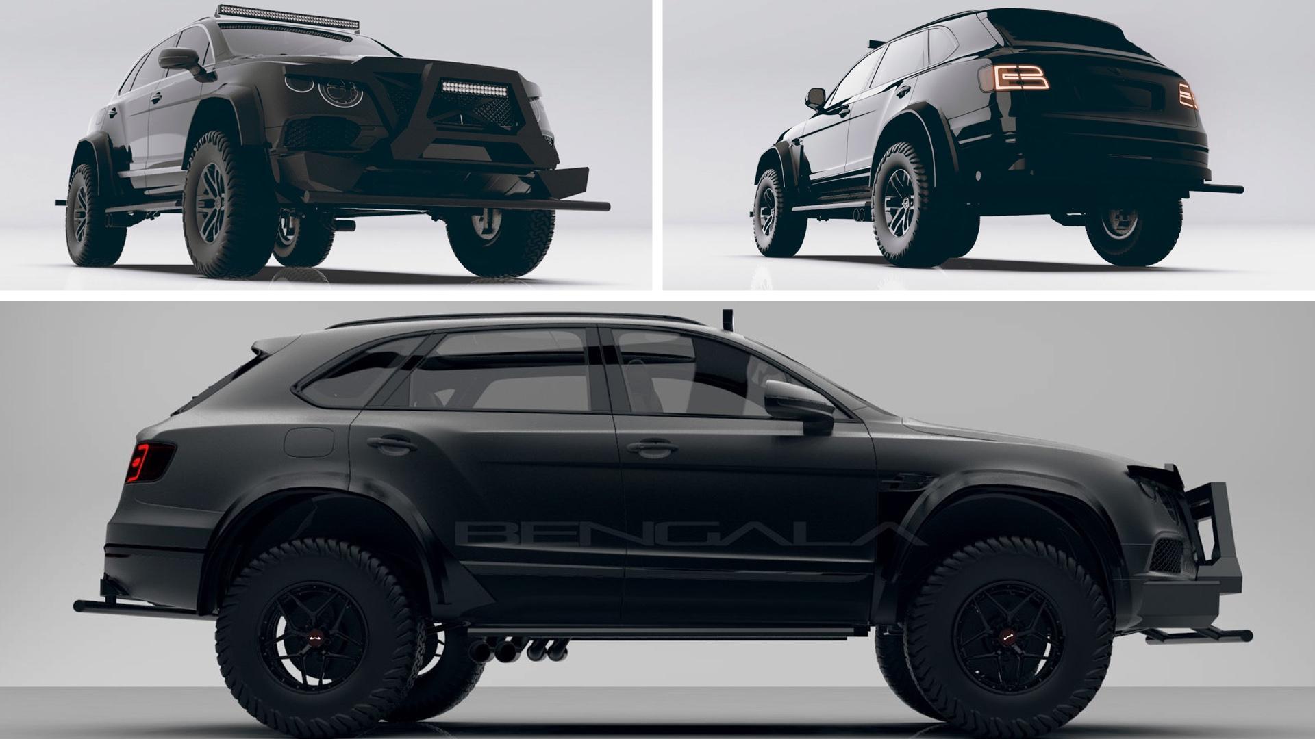 Bentley Bentayga²