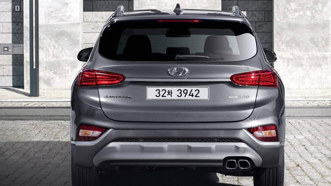 Hyundai Santa Fe 2018
