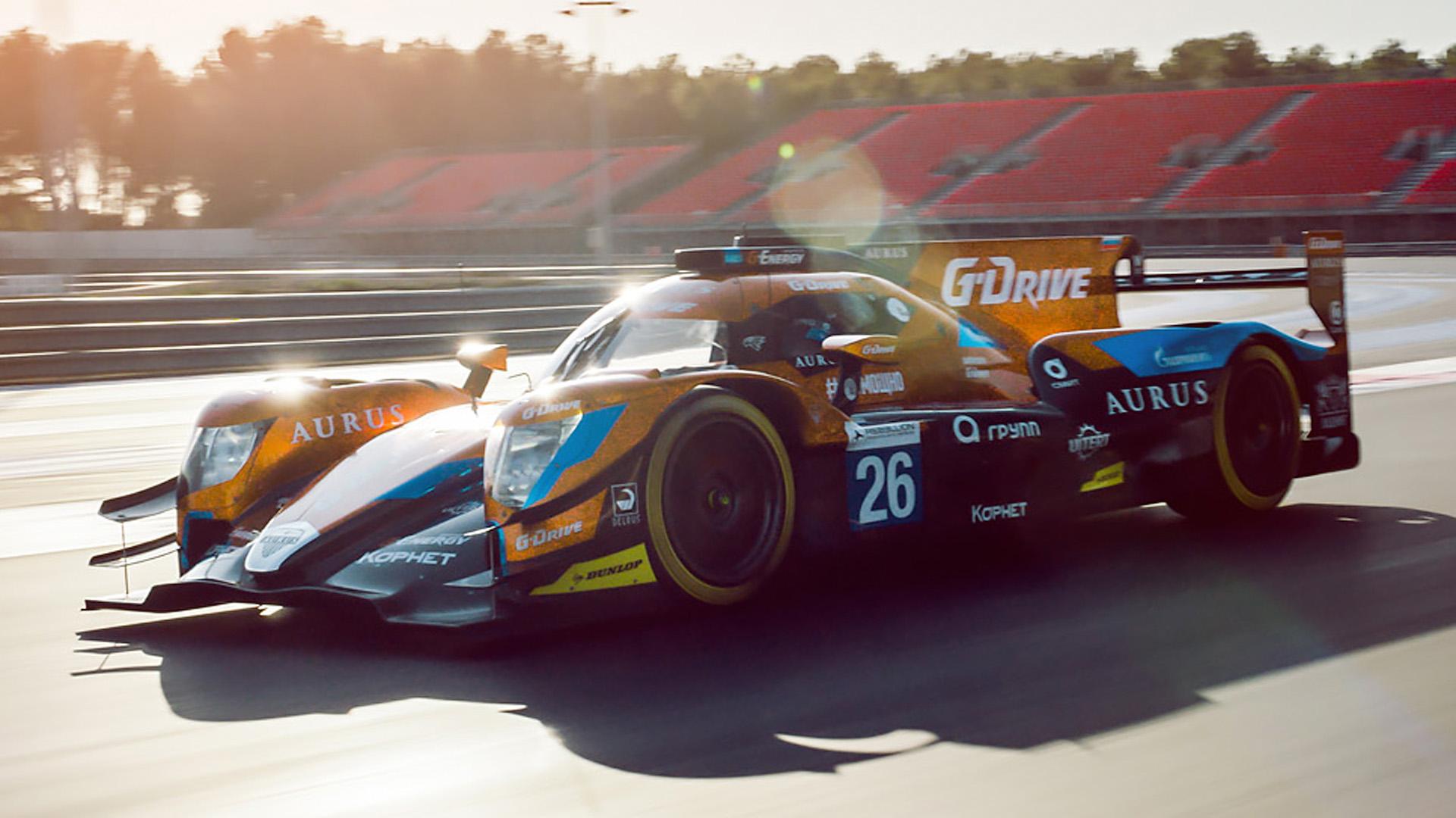Aurus 01 G-Drive Racing