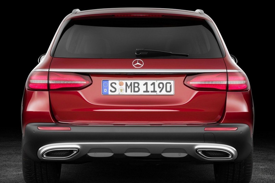 Mercedes-Benz E-class All-Terrain 2016