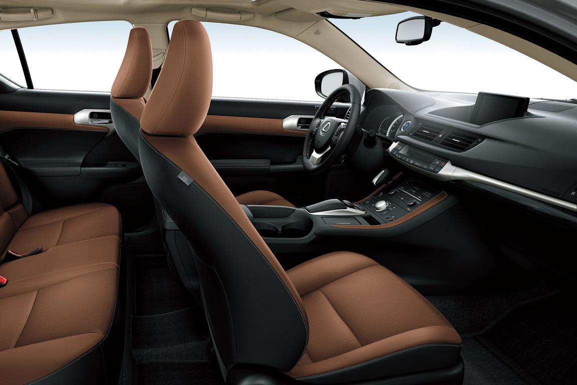 Lexus CT (2014)