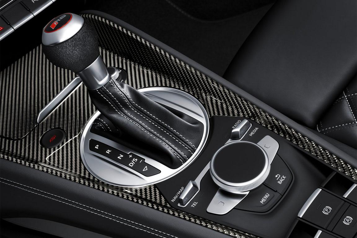2017 Audi TT RS Roadster