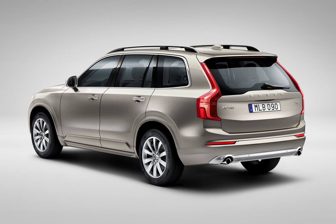 Volvo XC90 Вольво 2014