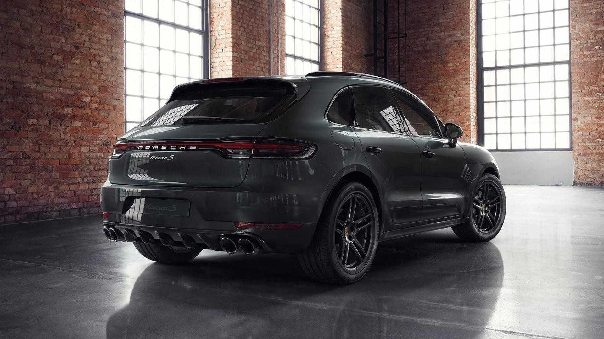 Porsche Macan S Porsche Exclusive Manufaktur