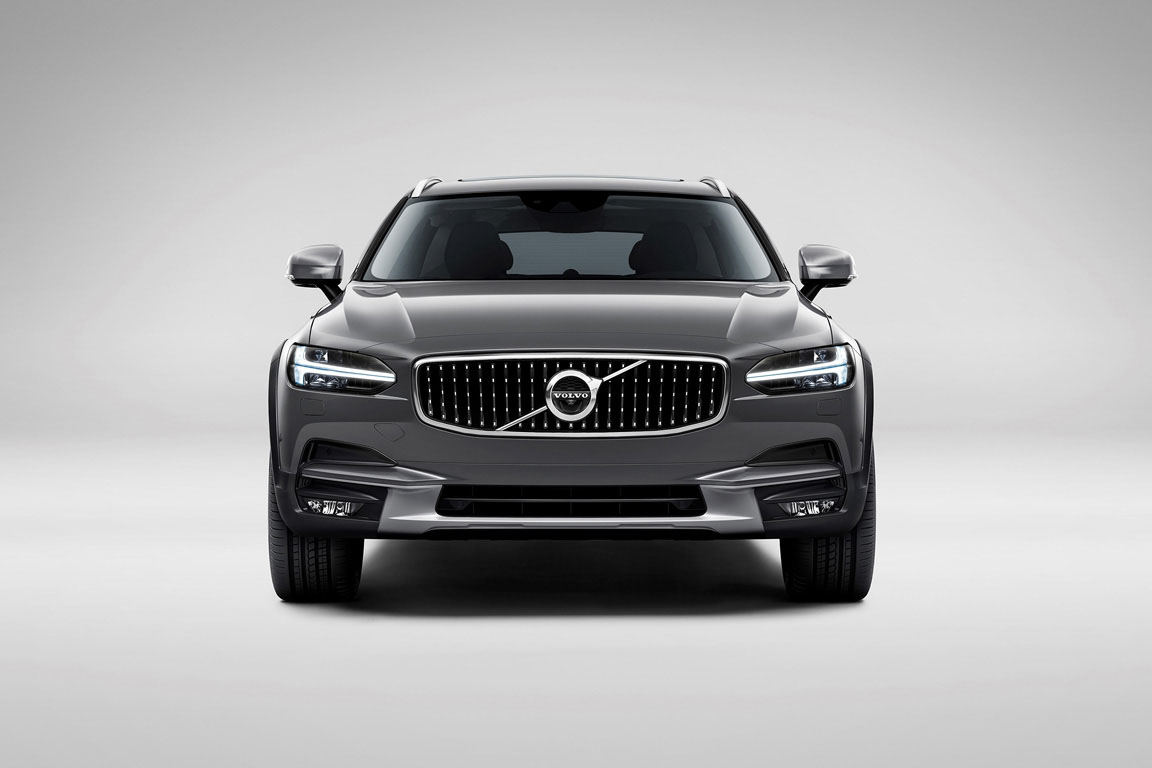Volvo V90 Cross Country 2016 Вольво Кросс Кантри
