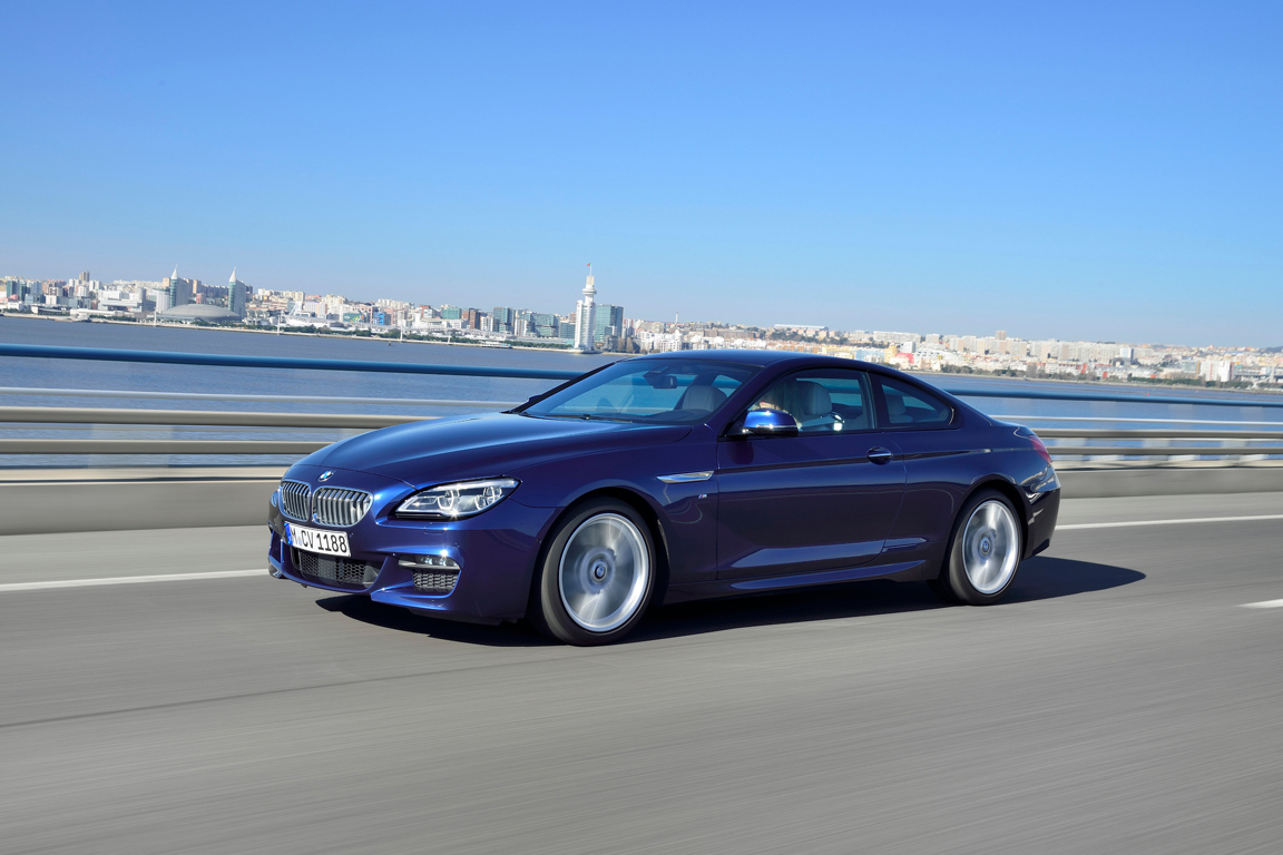 BMW 6 series coupe 2015