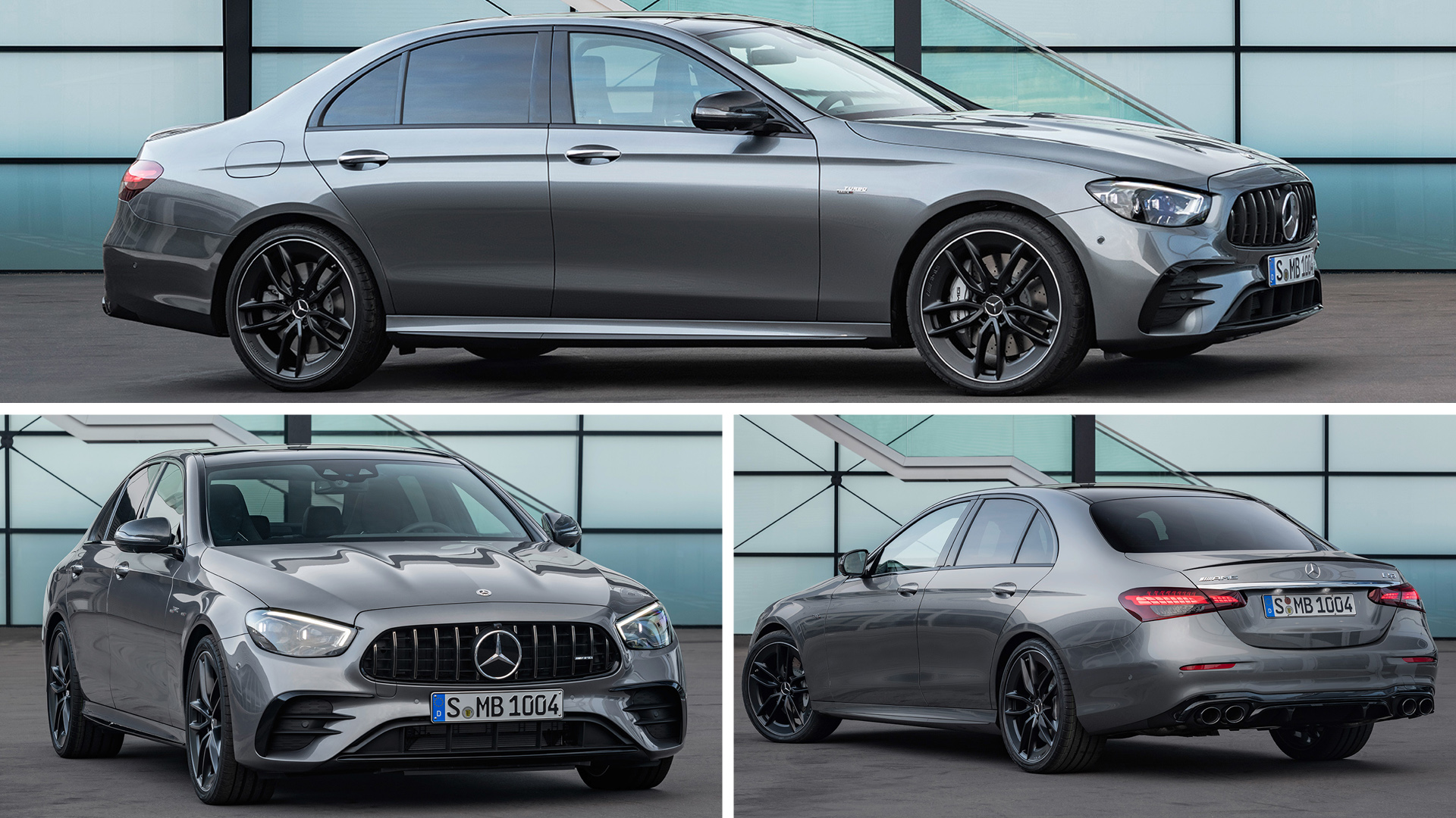Mercedes-Benz e-class 2021 e53