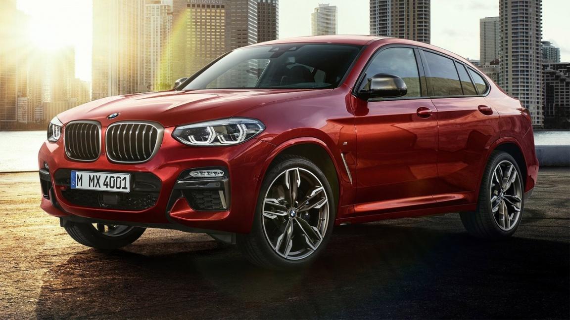 BMW X4 2018 G02