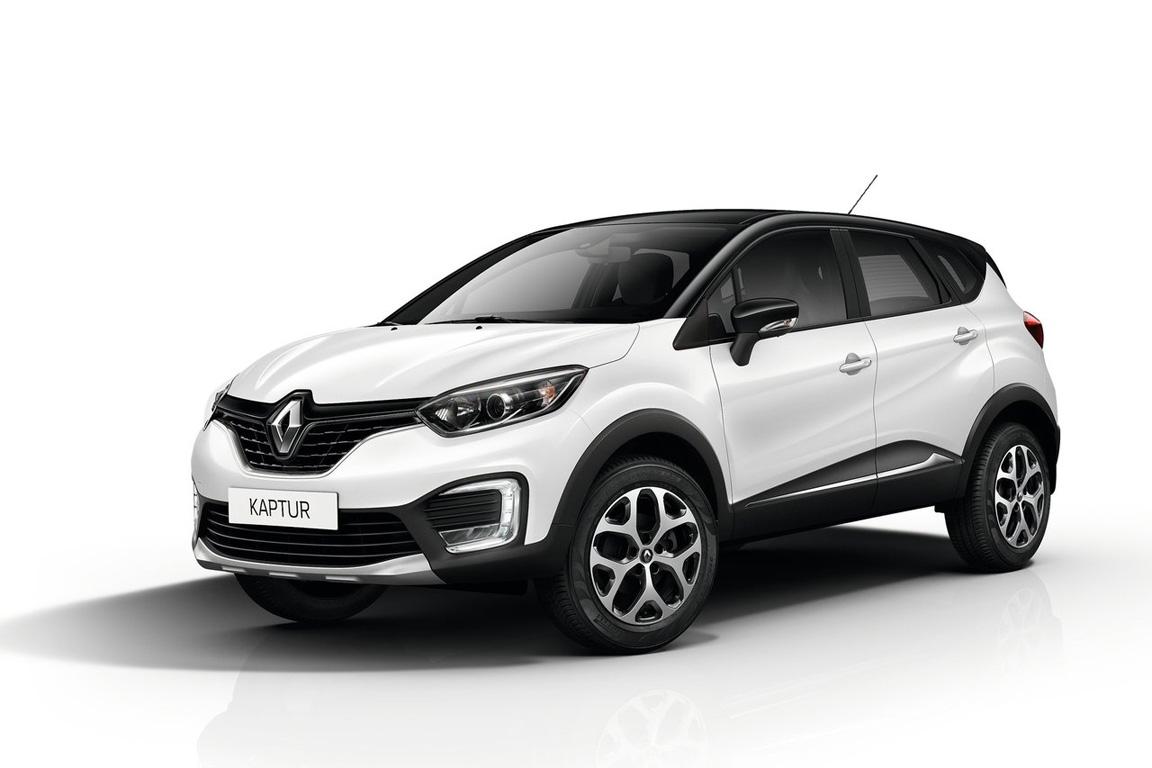 Renault  Kaptur 2016
