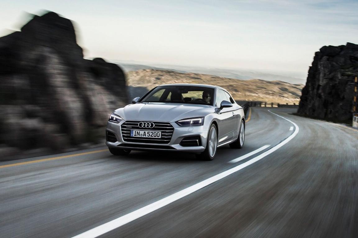 Audi A5 купе 2016