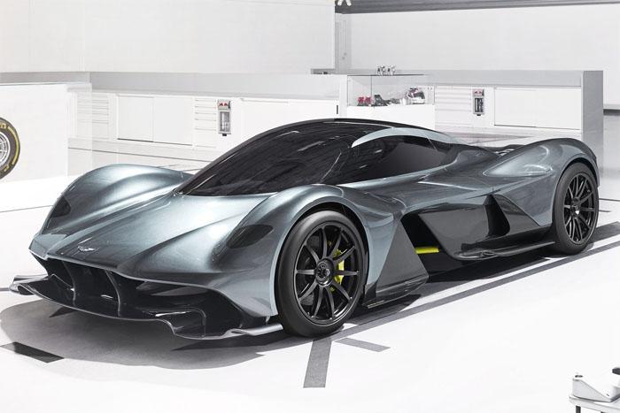 Aston Martin RB001