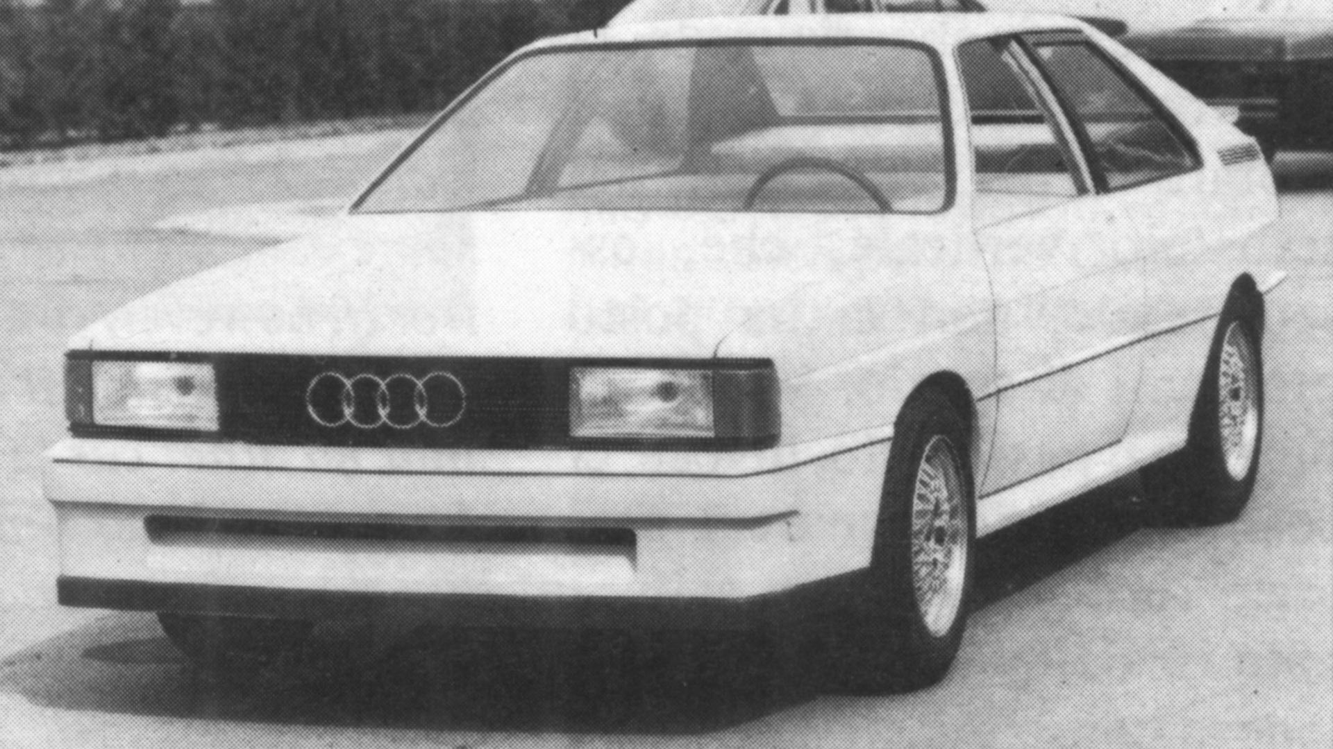 Audi ea 262
