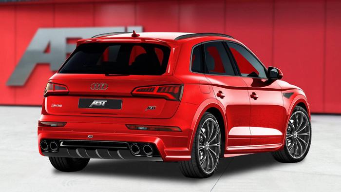 Audi SQ5 от ABT