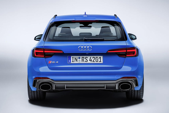 Audi RS4 Avant Carbon Edition