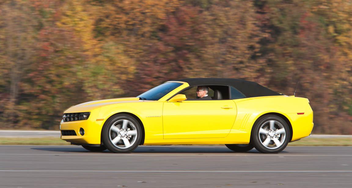 Chevrolet Camaro: Лучший друг мужчины