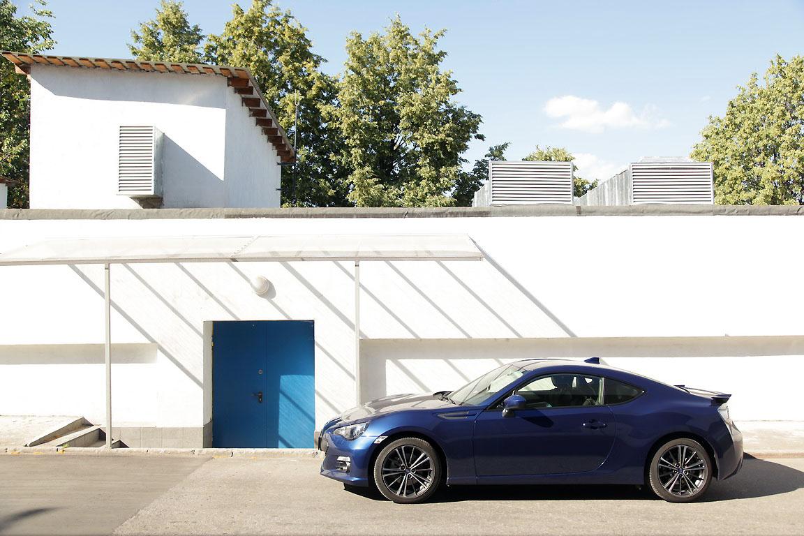 Subaru BRZ: в поисках совершенства