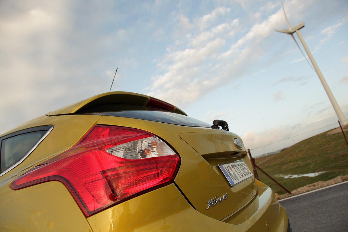 Тест-драйв Ford Focus III