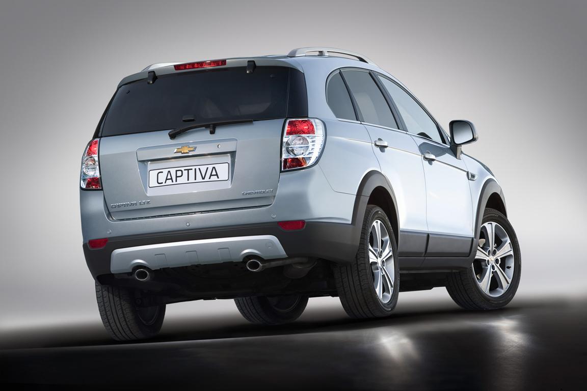 Chevrolet Captiva / Шевроле Каптива