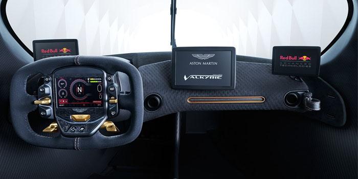 Aston Martin Valkyrie 2018