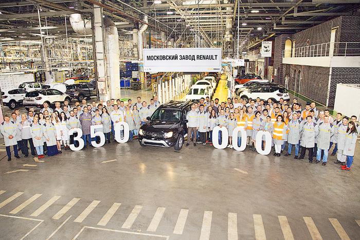Юбилейный Renault Duster