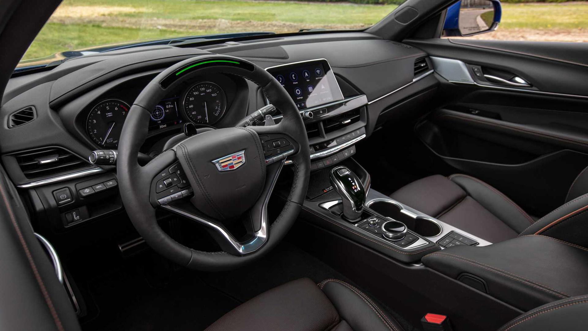 Cadillac CT4-V
