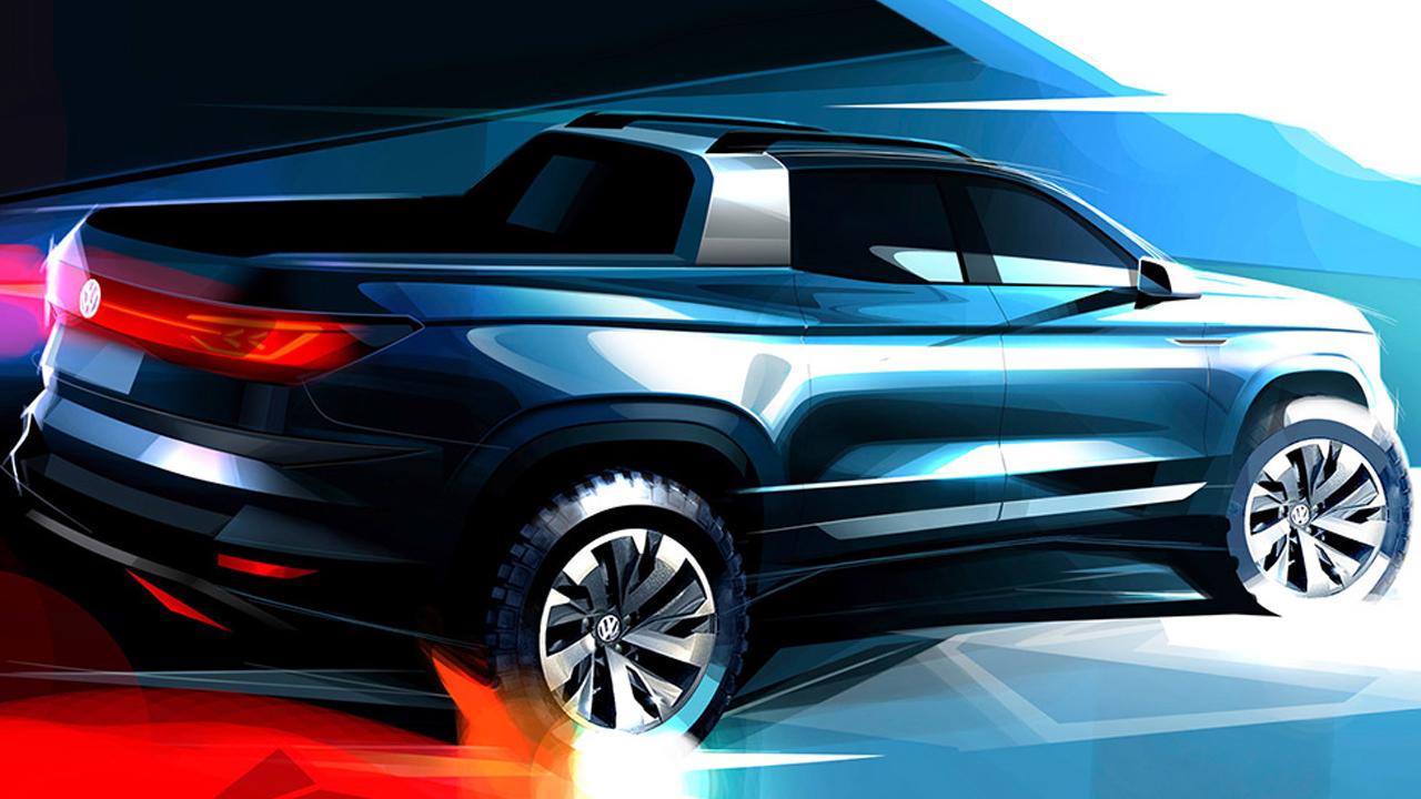 Volkswagen pick-up 2019
