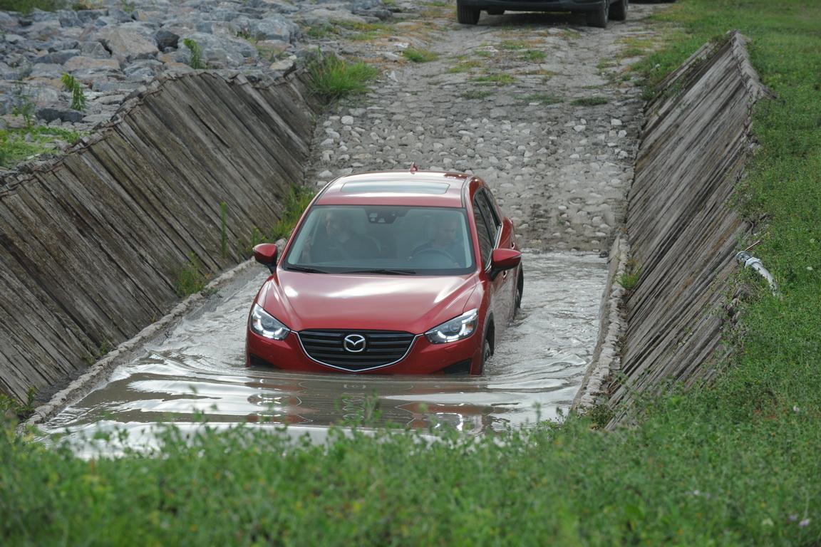 Mazda: Сербский драйв