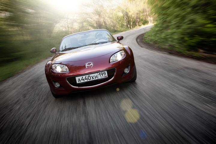 Mazda MX-5: новое лицо и старая философия