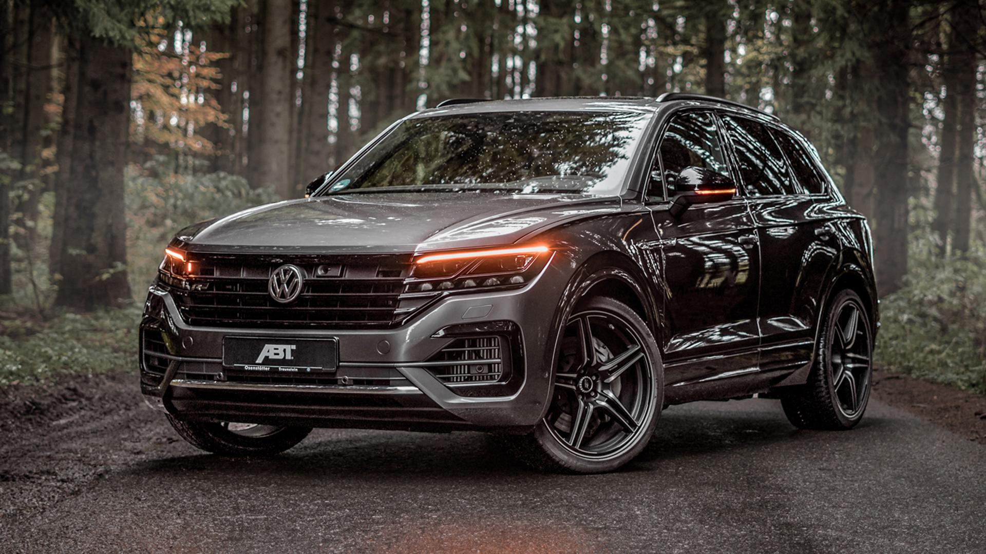 Volkswagen Toureg V8 TDI by ABT Sportsline
