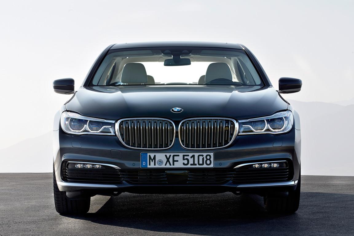 BMW 7 series 2015